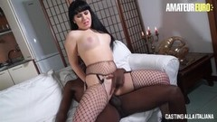 Hard Rough Anal With BBC On Audition - Luna Oara Thumb